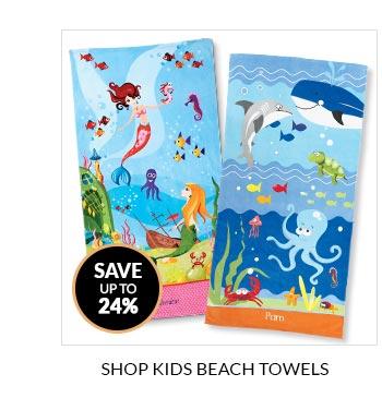 Shop Kids' Beach Towels