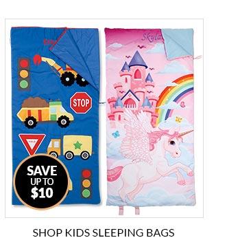 Shop Kids' Sleeping Bags